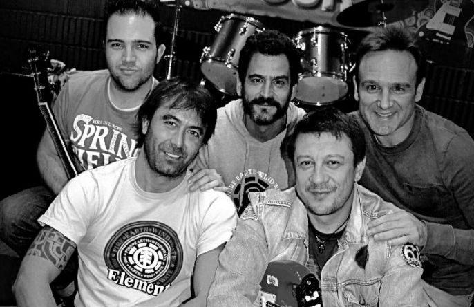 Fotografias de Bandas de Rock Españolas en Directo