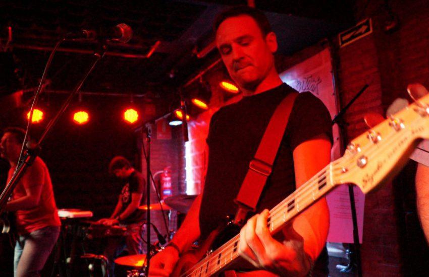 Las Ardillas de Dakota, Bandas de Rock & Roll en Directo