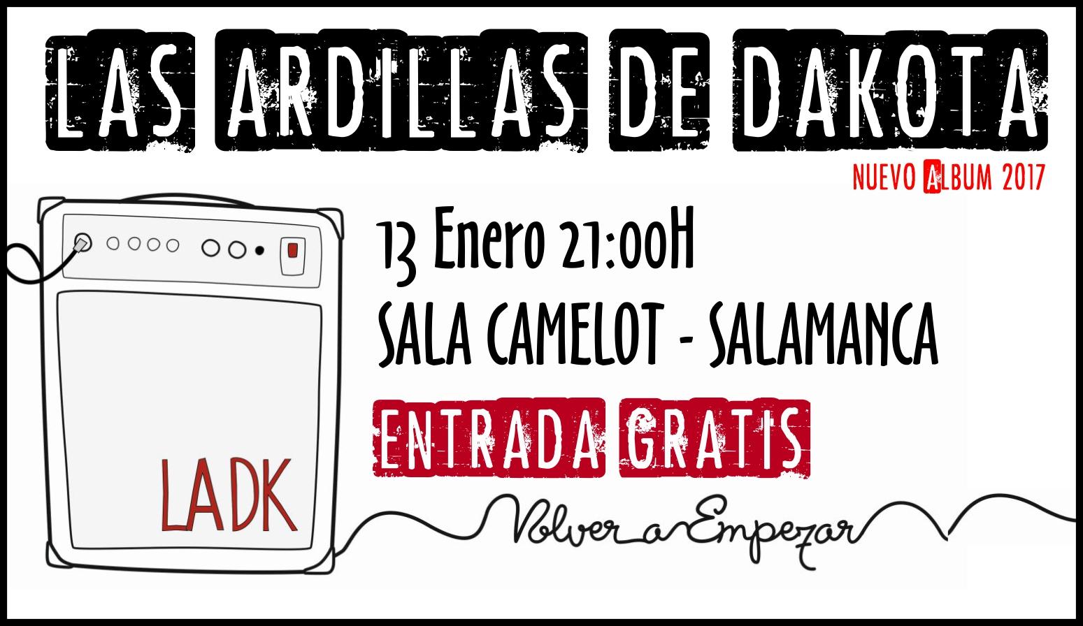 Conciertos de Rock en Salamanca